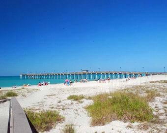 Sharkey's Pier in Venice Florida