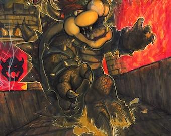 Smash Series: King of the Koopas, Bowser!