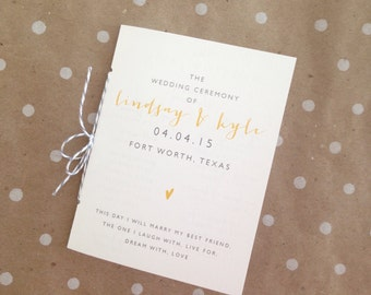 Yellow + Gray booklet Programs with Twine