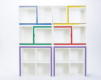 As if from nowhere... Bookcase