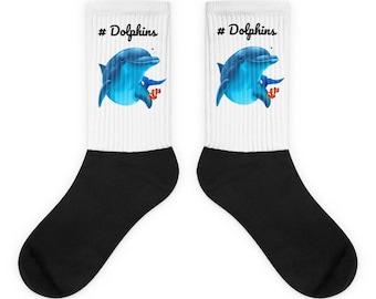 Dolphins Socks