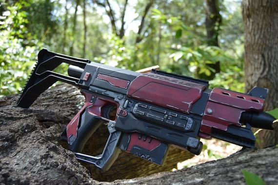 [Media]Nerf DAHL Rifle Prop ...