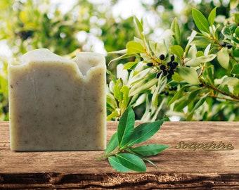 Laurel Handmade Vegan Natural Soap - Natural Pie Soap (20g, 100g, Promotion, Wholesale)
