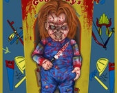 Chucky Doll Out Of Box - ...