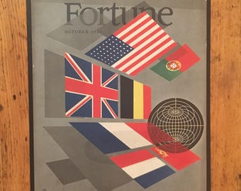 Fortune Magazine cover October 1944
