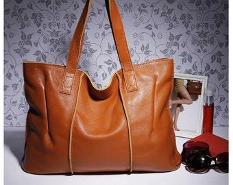 Leather Tote Womens Leather Tote Bag Leather Purse Shopper Shoulder Bag Hand Bag Handbag