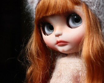 "ooak Custom  Blythe Art Doll "" Milly "" by Iriscustom"