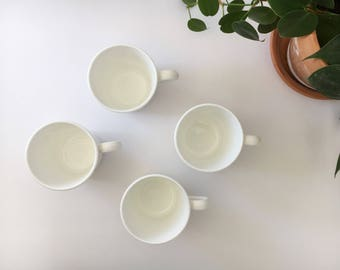 Set of 4 Corning Mugs