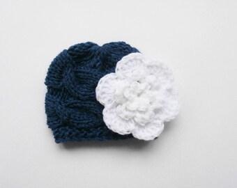 Newborn Baby Beanie Hat_Knit Baby Hat_Toddler Girl Winter Hat_Newborn Baby Hat_Baby Hat Photo Props_Knit Baby Toddler Winter Hat Beanie
