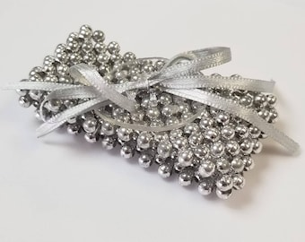 Corsage Bracelet - Darling Collection - Silver