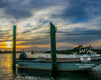 Grandpas Fishing Boat