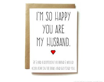 Husband birthday card etsy card for husband love card anniversary card for husband birthday card for husband bookmarktalkfo Choice Image