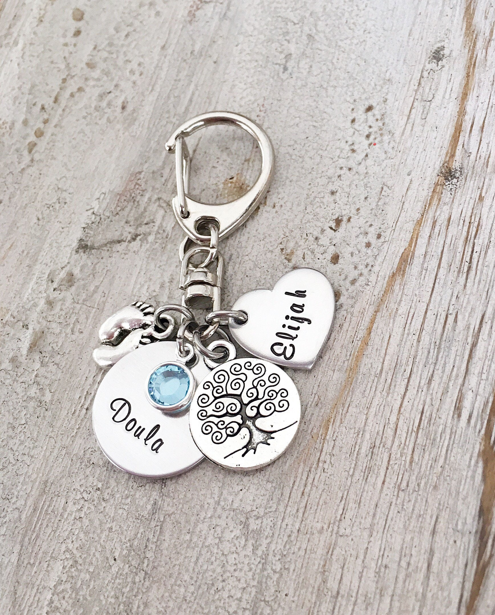 Doula gift birth doula jewelry doula thank you gift zoom aiddatafo Image collections