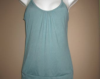 Vintage 90s short short tank dress, size medium