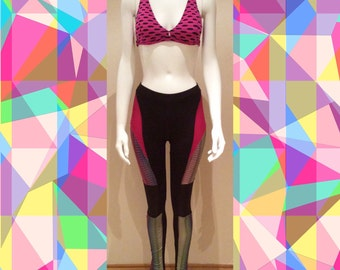 Brazilian Supplex Active Wear- Bra & Leggings