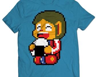 Alex Kidd in Miracle World T-shirt