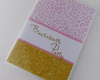 Bachelorette Party Photo album Wedding Picture album Bridal shower gift Bridesmaid anniversary engagement 4x6 or 5x7 648