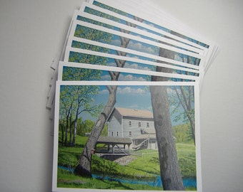 Beckman Mill Notecards