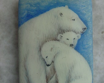 Polar Bears Bead