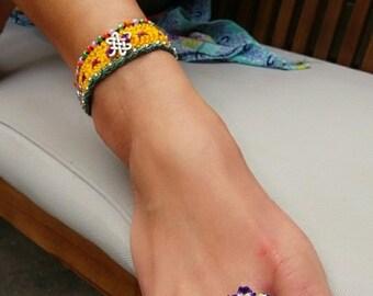 CH 31 ankle bracelet