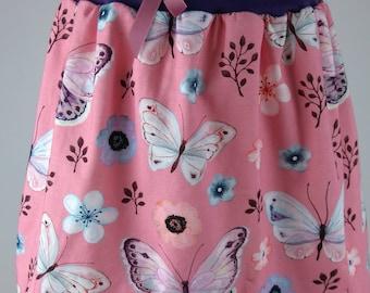 Kids skirt, Jersey girl skirt