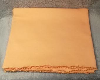 waldorf skin fabric / Doll skin tricot for Waldorf dolls/ Cotton Jersey / Waldorf Doll Fabric / doll making