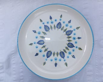 Marcrest Swiss Chalet Dessert-Salad Plate, Marcrest Stetson Dessert-Salad Plate, Marcrest Swiss Alpine Dessert-Salad Plate