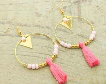 "Kit earrings ""ears"" the candy """