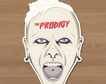 The Prodigy Sticker