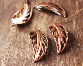 beautiful Brown Pearl leaf
