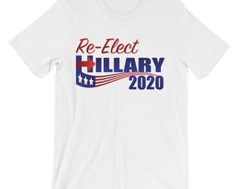 Re-Elect Hillary 2020 Stars and Swoop