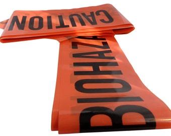 Caution Biohazard Tape(Non Adhesive)