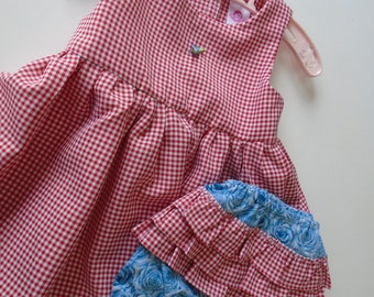 Baby dress, 0-3 months