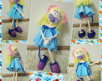 Doll Fofucha (Babe) - Interior doll (present)