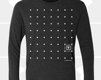 Dots - Unisex Long Sleeve Shirt