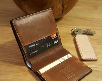 Wallet, Mens Wallet, Billfold Wallet, Leather Billfold, Gifts for Men, Mens Leather Wallet, Handmade Leather Wallet, Unique Gift for Men,