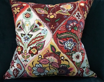 Southeast Asia pillow cover ,Floral pillow cover ,sofa pillow cover