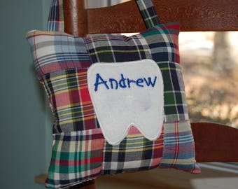 Tooth Fairy Pillow for Him