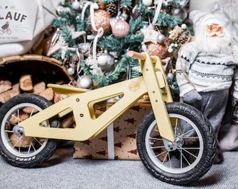 Balance bike, Wooden balance bike, toys, kids bicycle, fun, kids, games, sports indoor, sports outdoor, bikes, cycling