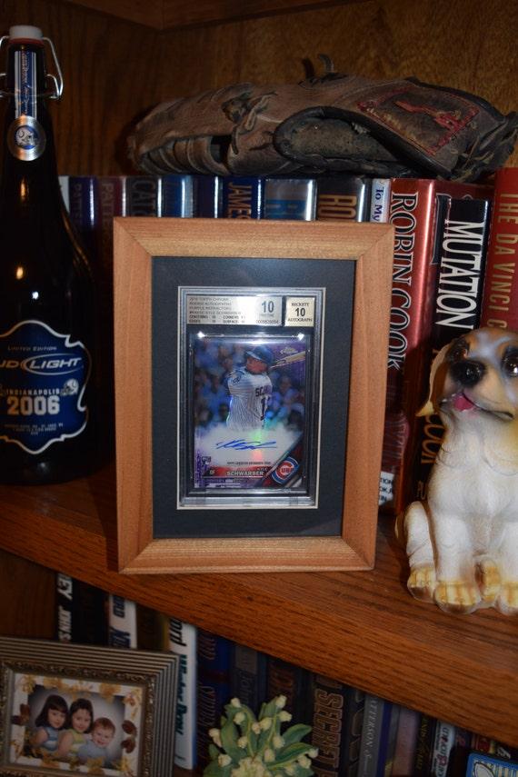 FREE SHIPPING Rare Beckett graded baseball card holder size deep ...