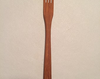 FORKS Wooden Cooking Utensils CHERRY WOOD