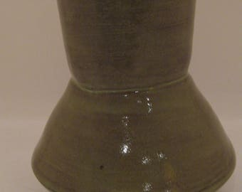 Wheel Thrown Pottery Vase