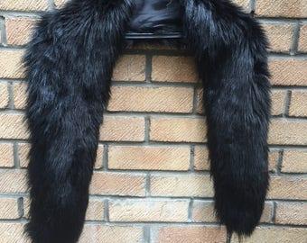 Topshop Fur Shole