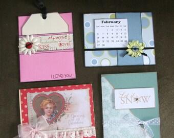 January 2011 Handmade Card Kit