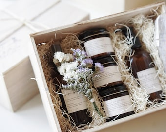 New Mom and Baby Gift Box