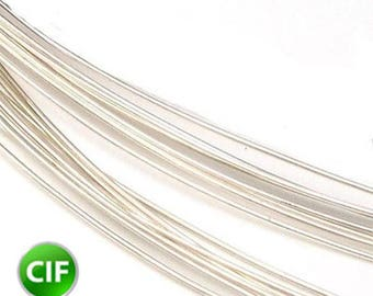 Silver Solder Wires (COIL) 5 Feet Easy, Medium or Hard Wire for Soldering Jewelry Tool WA 914-122-1