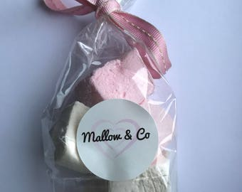 Gourmet Marshmallow Wedding Favours