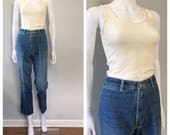 Vtg High wasit jeans FADE...