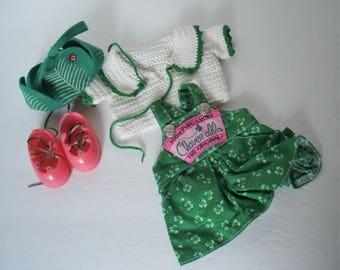 Muffy VanderBear All Over in Clover: The Shamrock Collection