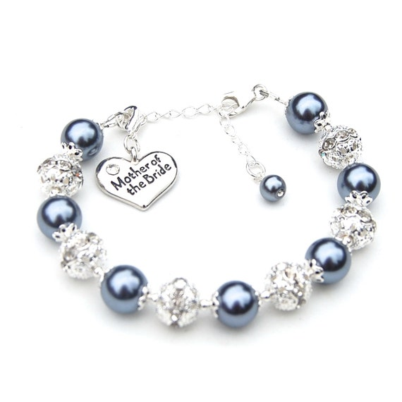 Mother Of The Bride Jewelry: Mother Of The Bride Bracelet Mother Of The Groom Jewelry